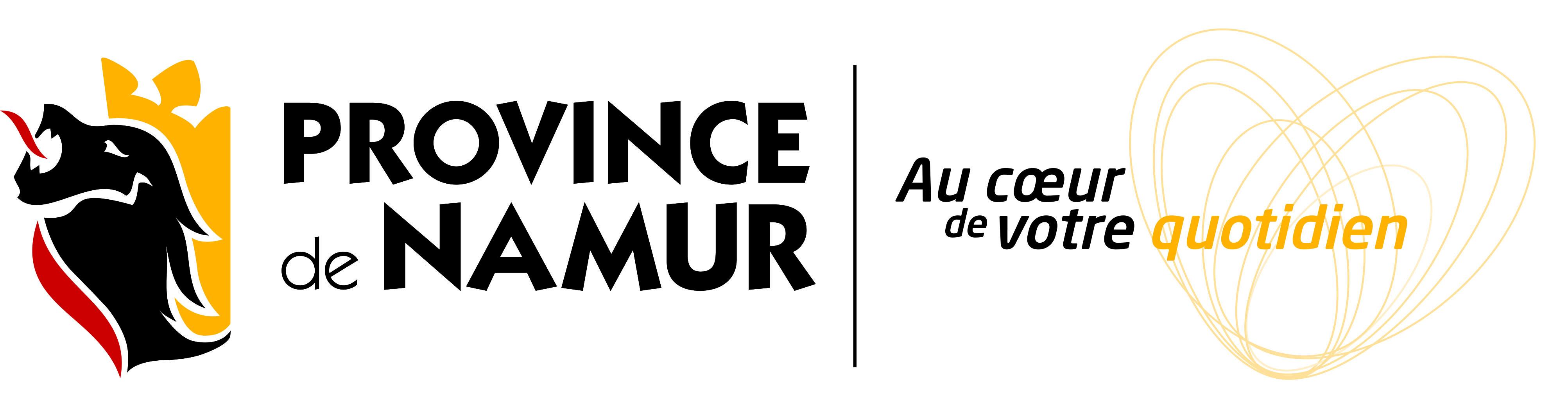 Province de Namur (Chef de file) logo