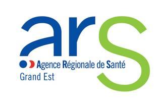 Agence Régionale de Santé Grand Est logo