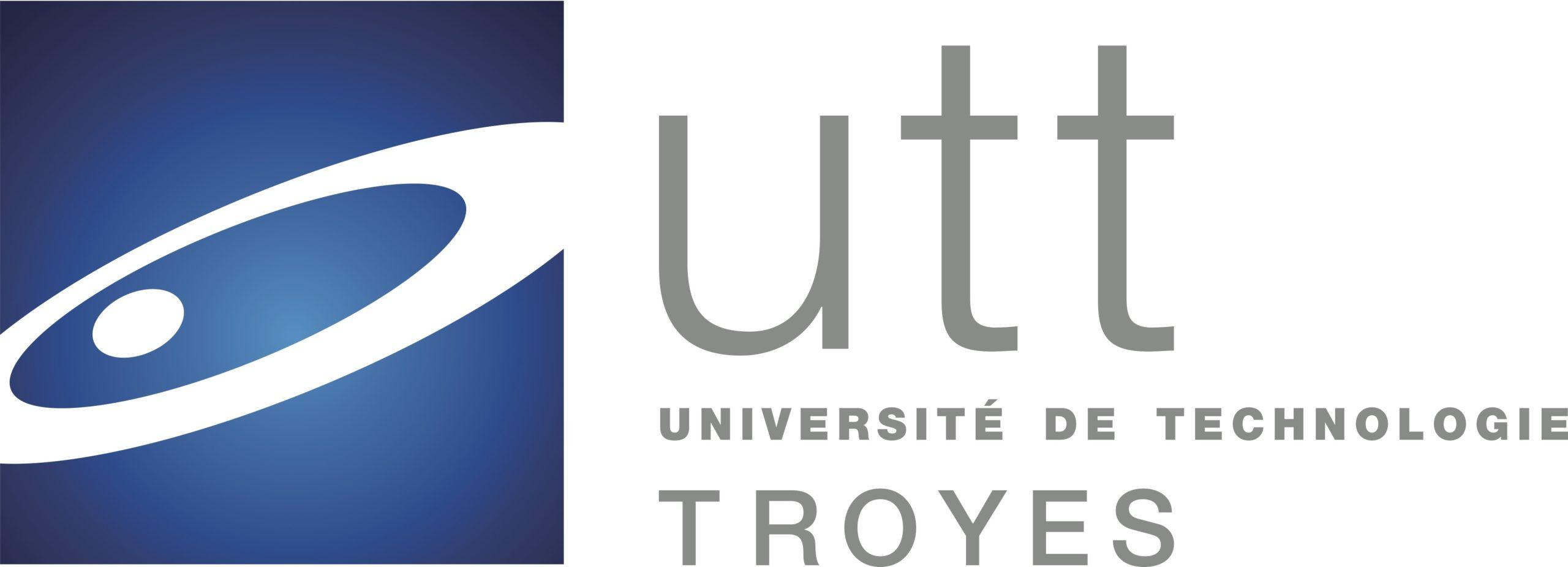Université de technologie de Troyes logo